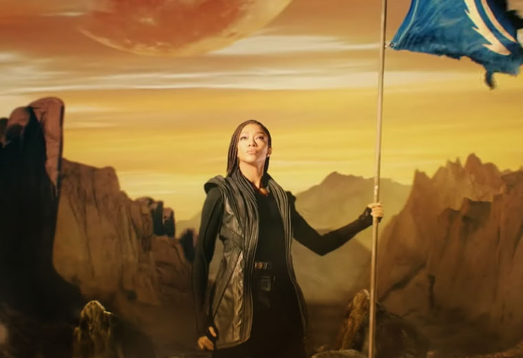 STAR TREK: DISCOVERY Season 3 to Premiere on October 15