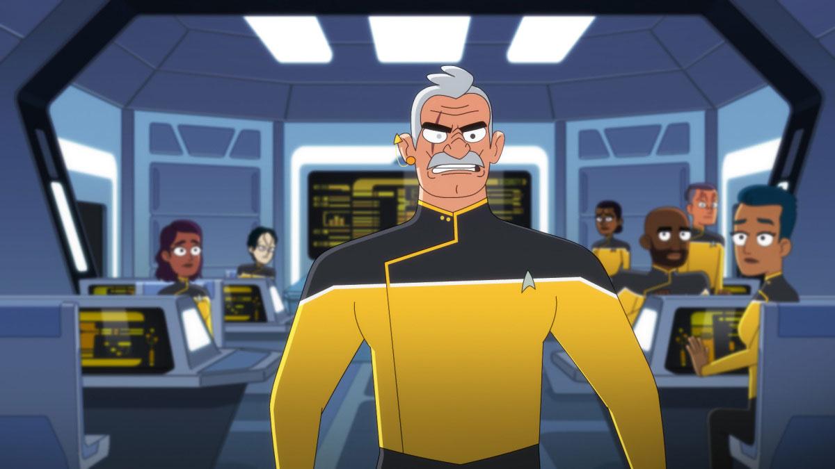 Fred Tatasciore as Lieutenant Shaxs
