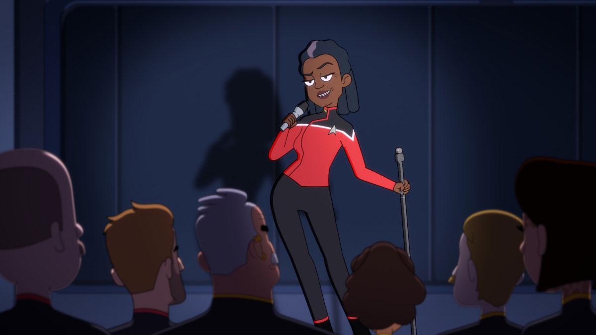 Dawnn Lewis as Captain Carol Freeman