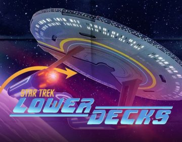 STAR TREK: LOWER DECKS Premiere Date, Poster Revealed