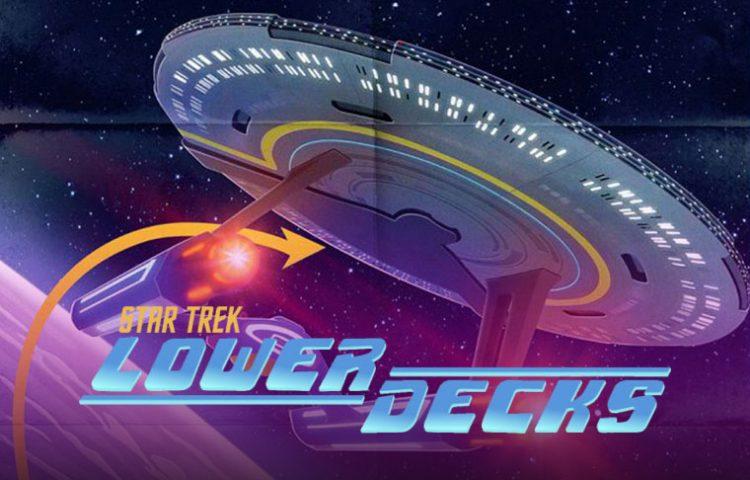 STAR TREK: LOWER DECKS Premiere Date, Poster Revealed