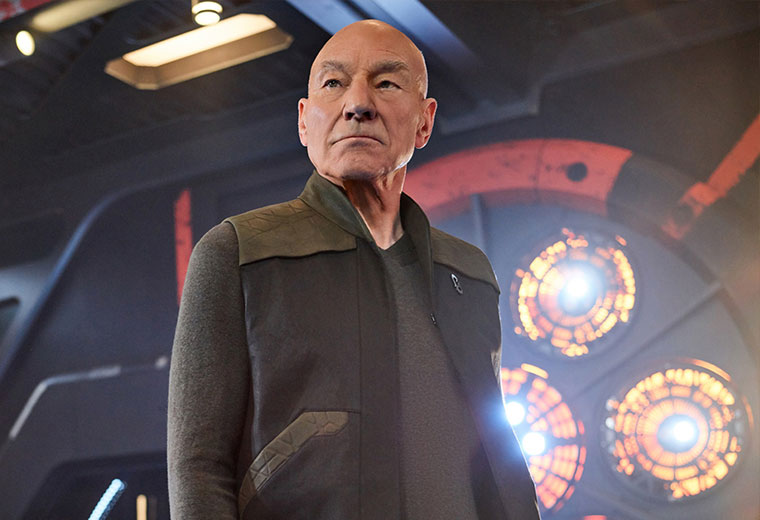 STAR TREK: PICARD Nominated for 5 Emmy Awards