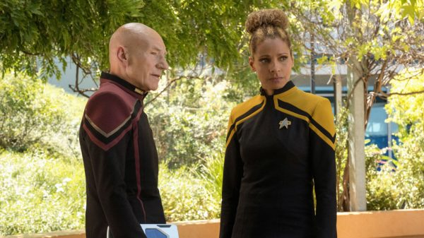 STAR TREK: PICARD Coming To Blu-Ray And DVD In October
