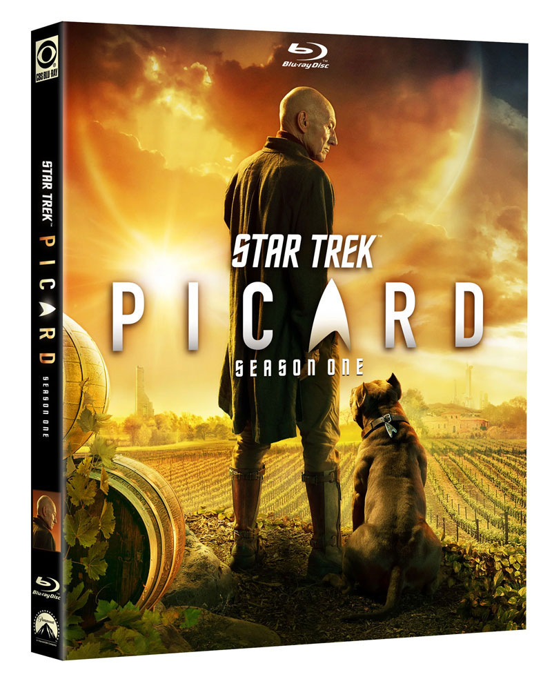 Star Trek: Picard - Season 1 cover art