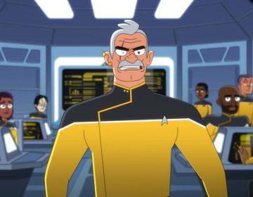 "[REVIEW] STAR TREK: LOWER DECKS ""Envoys"" - The One with the Blast Shield"