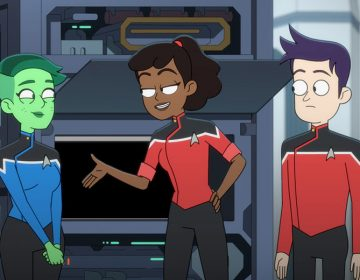 [REVIEW] STAR TREK: LOWER DECKS Premiere - Welcome to the Cerritos