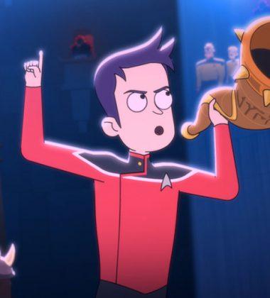 "[REVIEW] STAR TREK: LOWER DECKS Episode 8 ""Veritas"""