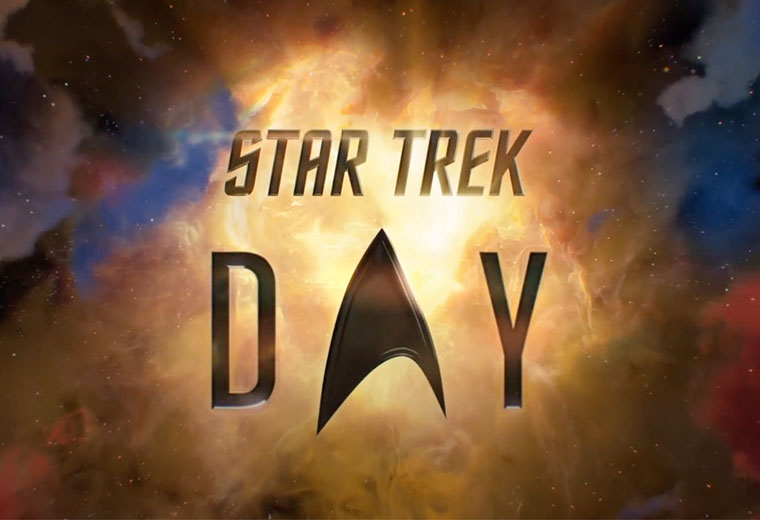 CBS to Celebrate Star Trek Day on Sept. 8 with Live Panels, Announcements & More