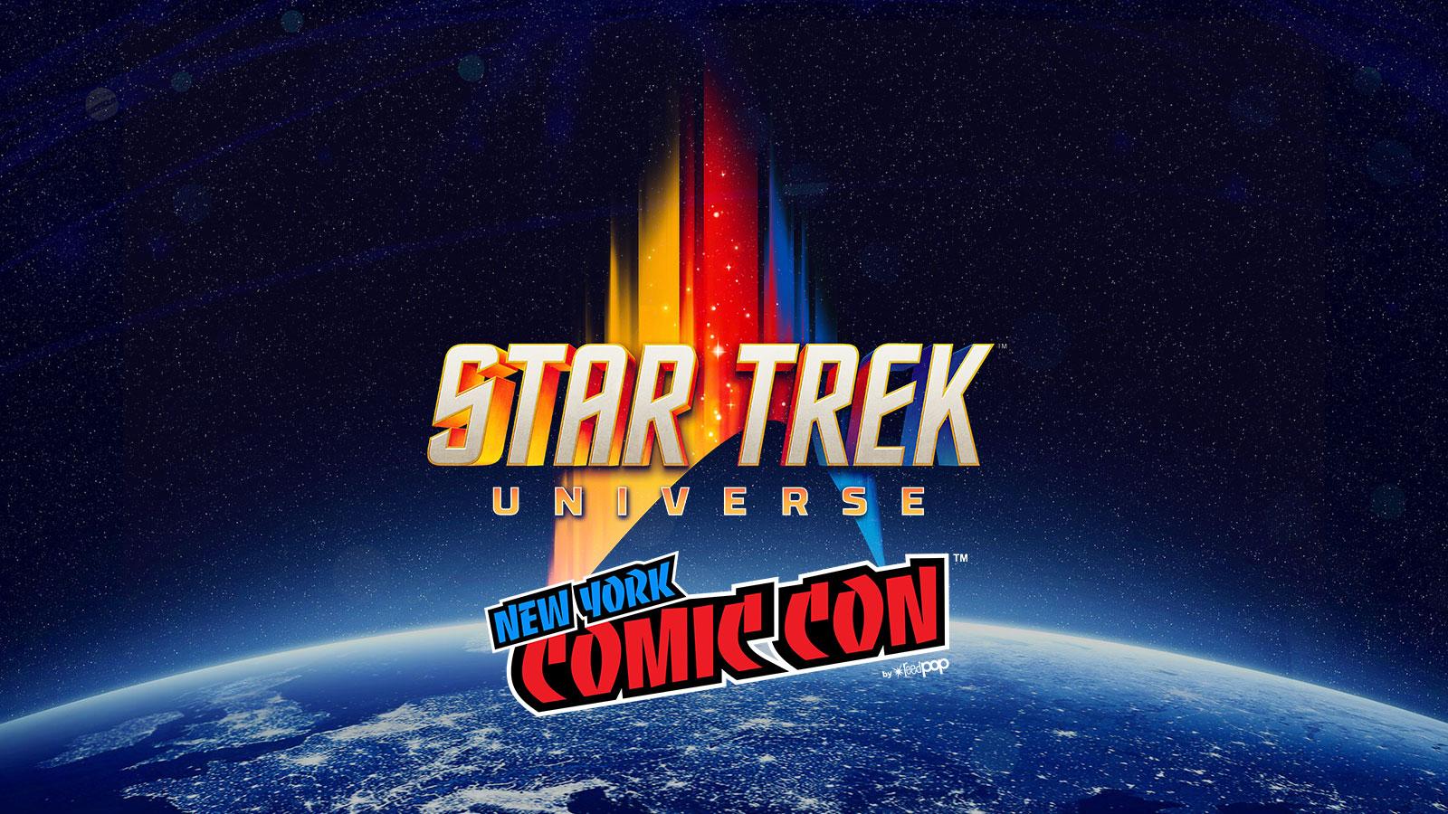 STAR TREK UNIVERSE Programming Set For NYCC Virtual Event