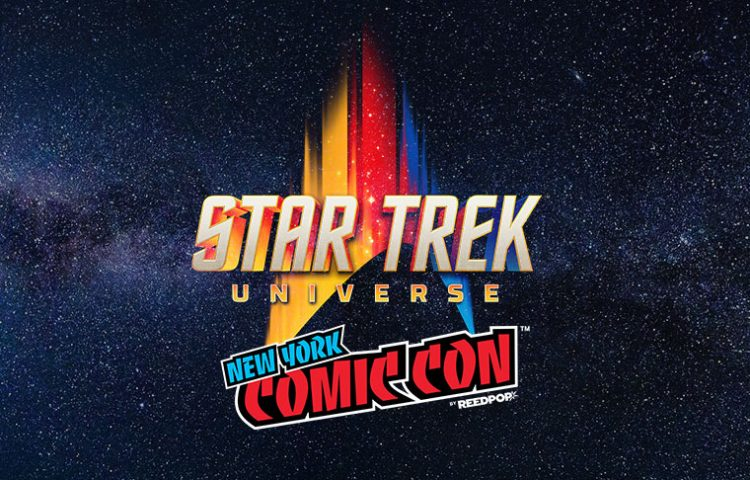STAR TREK UNIVERSE Programming Set for NYCC Virtual Event