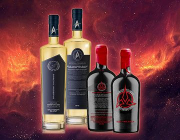 New Star Trek Wines – Klingon Bloodwine and Federation Special Reserve