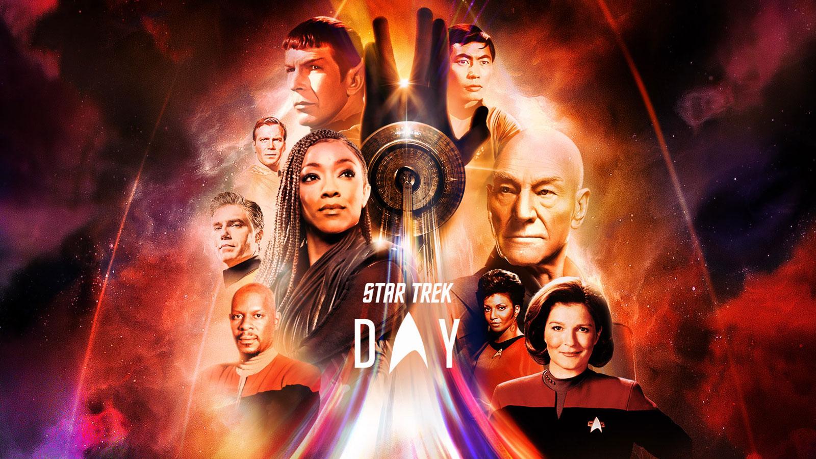 WATCH: Every STAR TREK DAY Panel