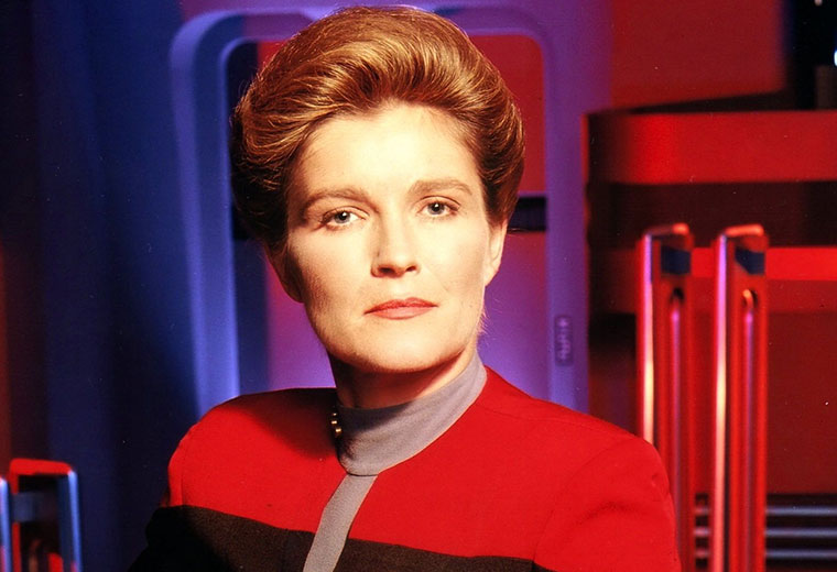 Kate Mulgrew to Return as Capt. Janeway in STAR TREK: PRODIGY