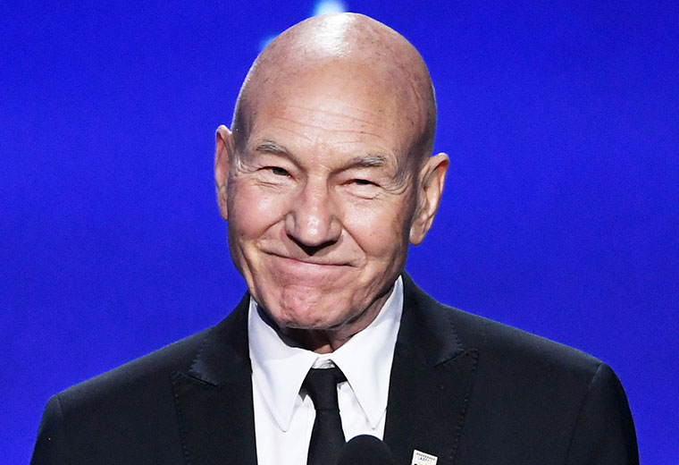 Patrick Stewart, Kate Mulgrew, George Takei & More Tapped for Joe Biden Event Next Week