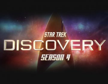 STAR TREK: DISCOVERY Season 4 Officially Announced