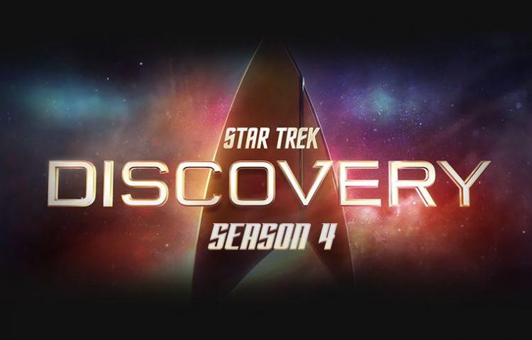 STAR TREK: DISCOVERY Season 4 Officially Announced