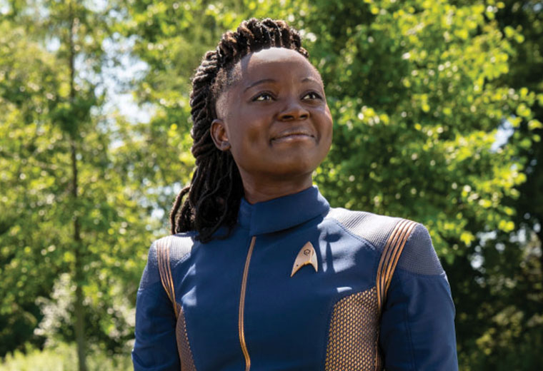 """[PREVIEW] STAR TREK: DISCOVERY """"People of Earth"""" + 13 New Photos"""