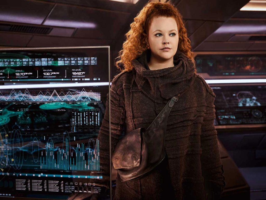 Mary Wiseman as Ensign Sylvia Tilly