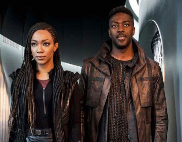New STAR TREK: DISCOVERY Season 3 Cast Photos