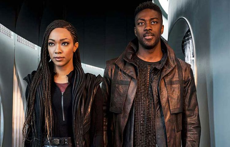 New STAR TREK: DISCOVERY Season 3 Cast Photos