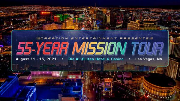 55-Year Mission Adds New Star Trek Guests For Las Vegas Convention In August