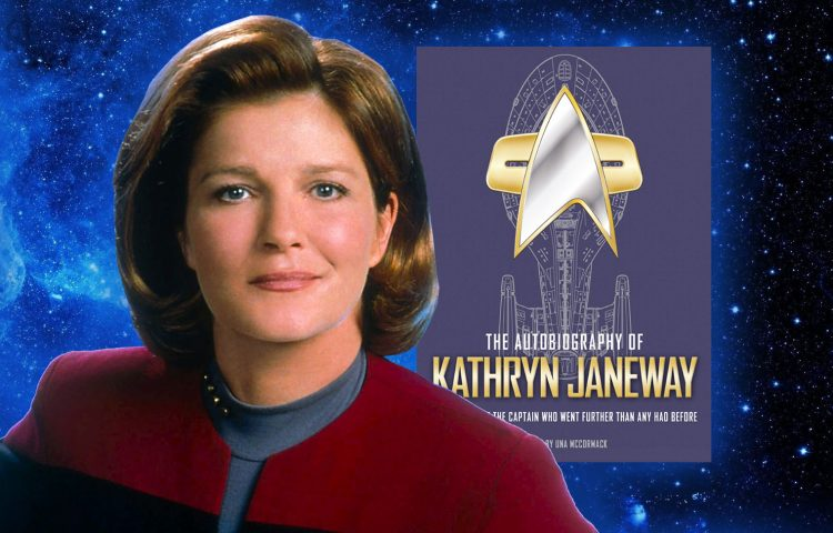 [REVIEW] The Autobiography of Kathryn Janeway: Delving Into the Life and Times of Star Trek's Legendary Captain