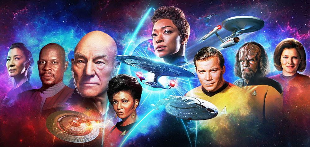 Star Trek on CBS All Access