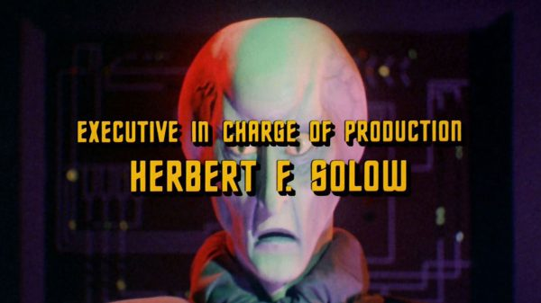 Herbert Solow, Desilu Exec Who Developed Star Trek, Dies At 89