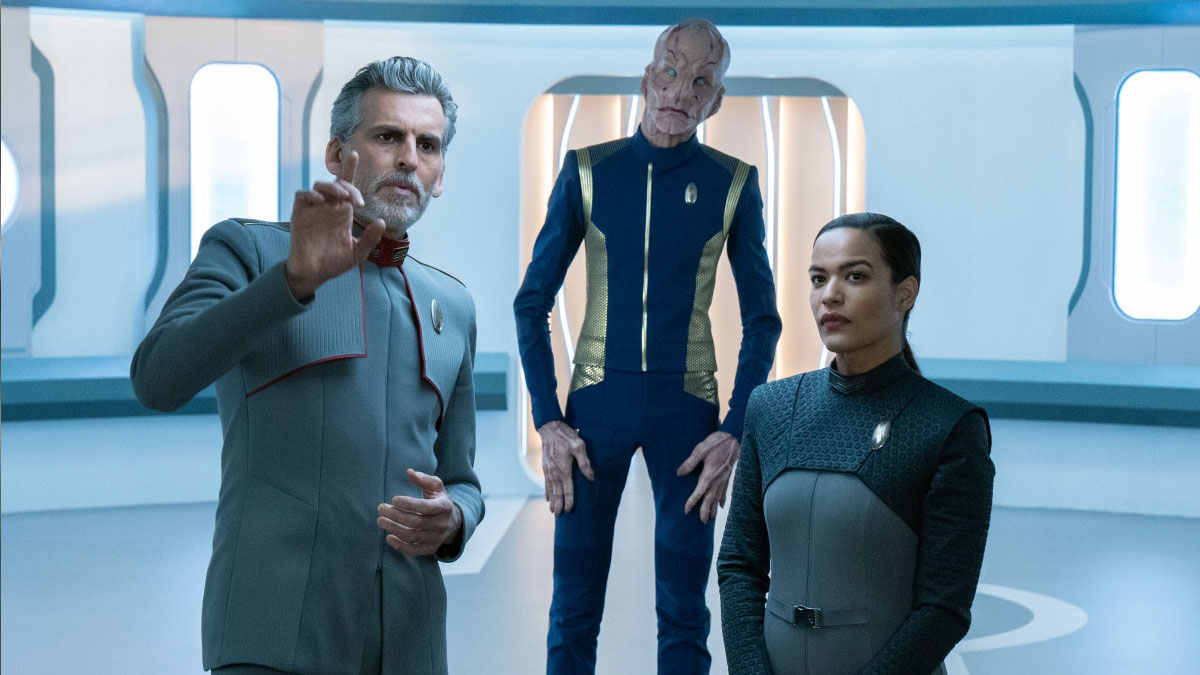 "Preview: Star Trek: Discovery - Season 3 Episode 6 ""Scavengers"" + 17 New Photos"