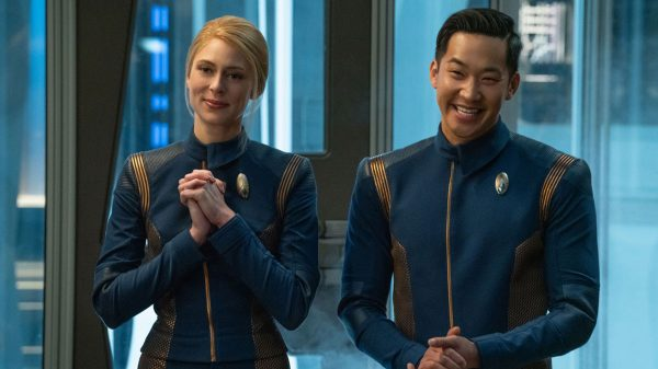 "Preview: STAR TREK: DISCOVERY - Season 3, Episode 7 ""Unification III"" + 9 New Photos"