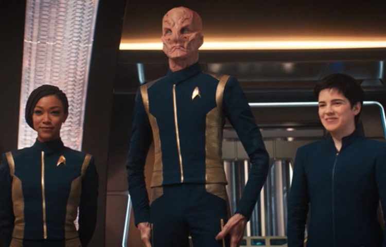"""[REVIEW]: Star Trek: Discovery - Episode 305 """"Die Trying"""""""