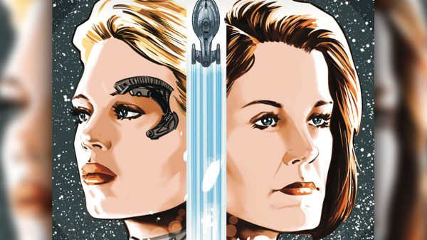 Star Trek: Voyager - Seven's Reckoning #1 Review: The Mystery Unravels