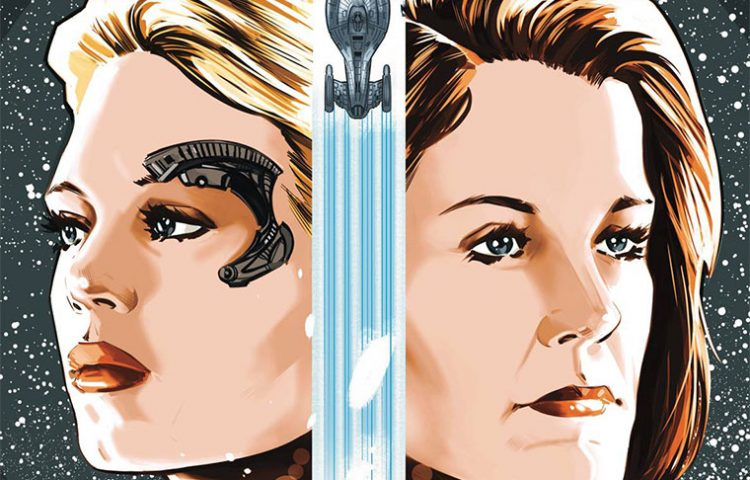 [REVIEW] The Mystery Unravels in STAR TREK: VOYAGER - SEVEN'S RECKONING, Issue 1