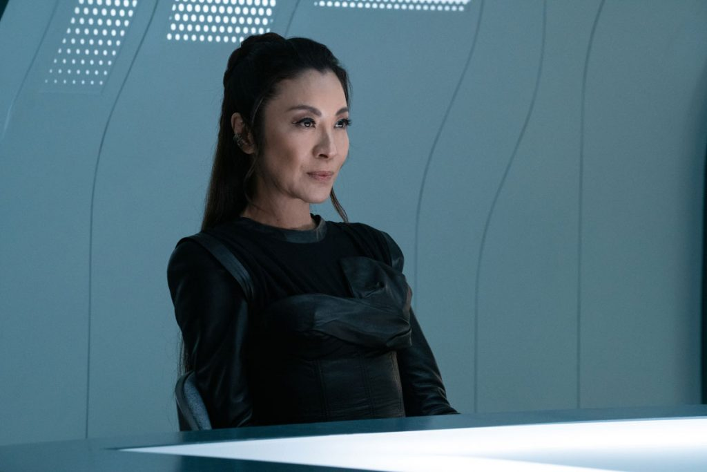 Michelle Yeoh as Georgiou