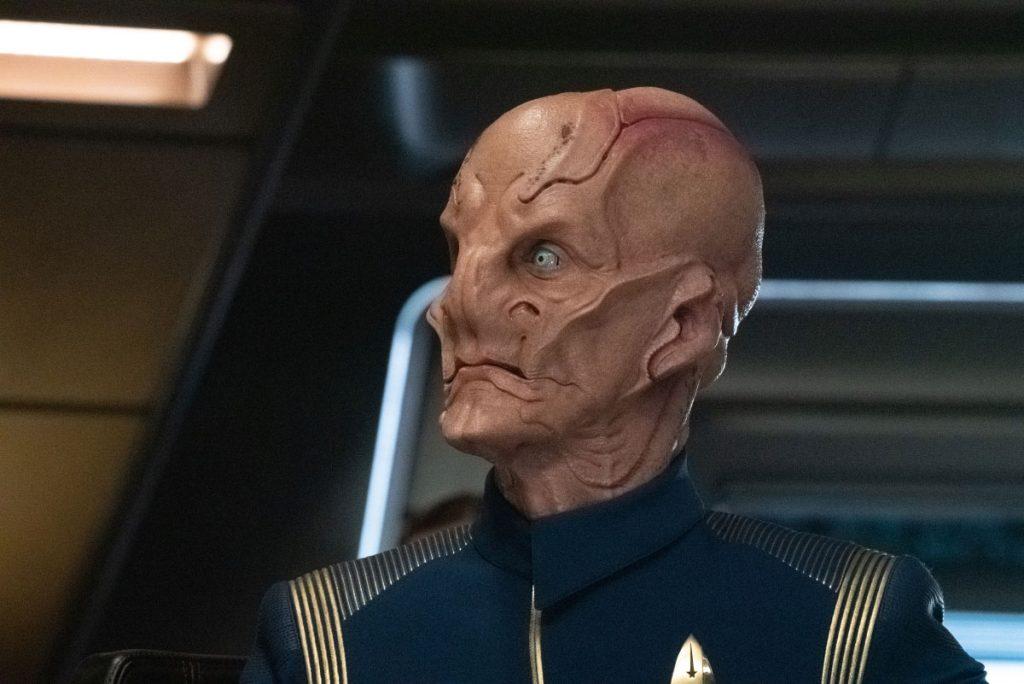 Doug Jones as Saru
