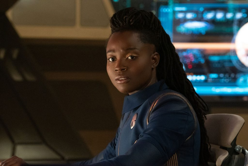 Oyin Oladejo as Lt. Joann Owosekun