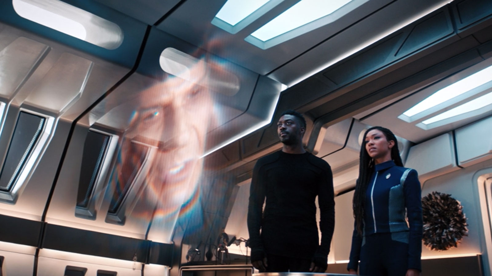"""Star Trek: Discovery - Season 3, Episode 7 """"Unification III"""" Review: Discovery Helps Unify The Franchise"""