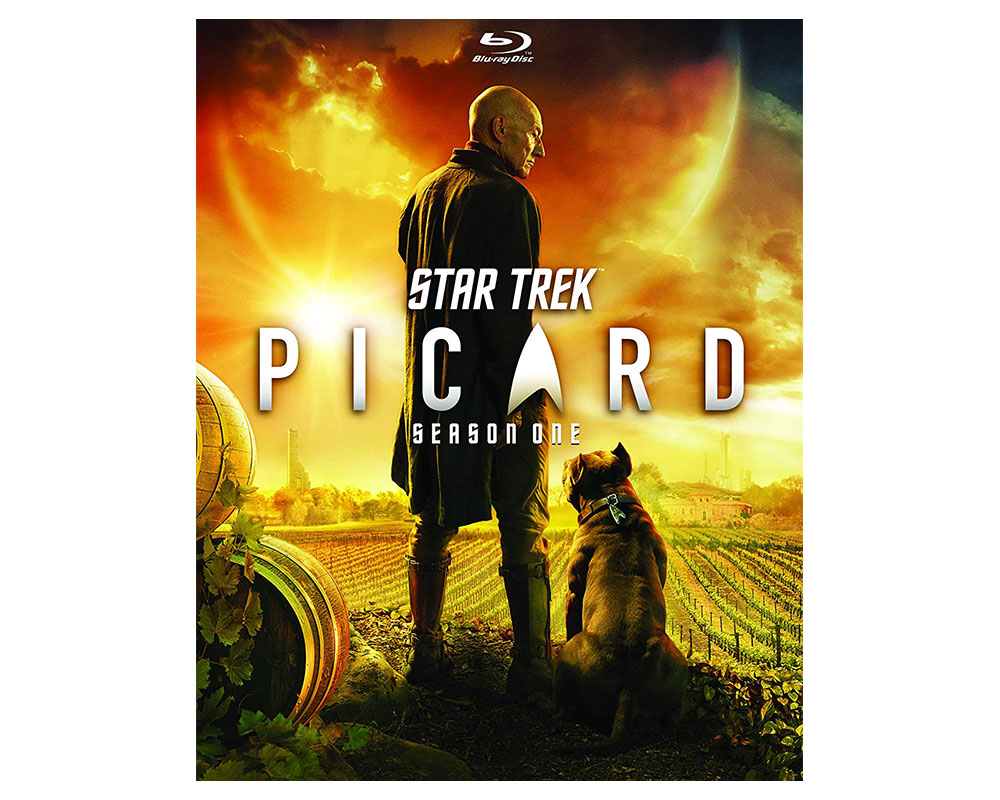 Star Trek: Picard - Season One [Blu-ray Steelbook]