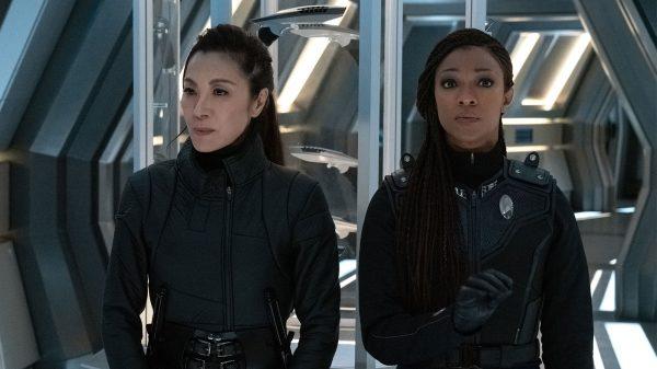 "Preview: Star Trek: Discovery - Season 3, Episode 9 ""Terra Firma, Part I"" + 9 New Photos"