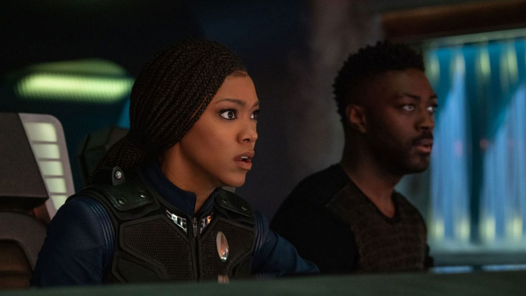 Preview Star Trek Discovery Season 3 Episode 12 There Is A Tide New Photos Video Sneak Peek Treknews Net Your Daily Dose Of Star Trek News And Opinion