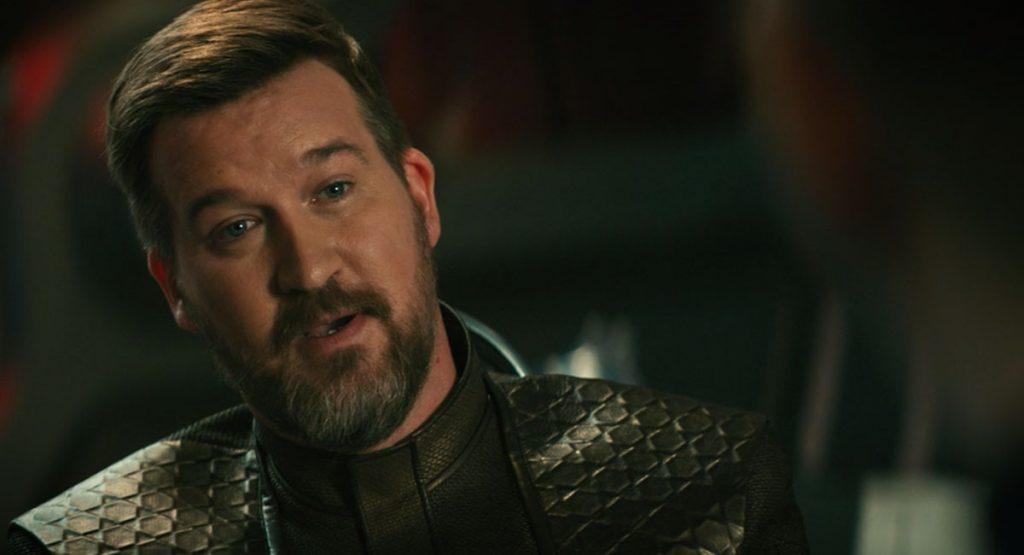 Kenneth Mitchell returns to Star Trek: Discovery as Aurellio