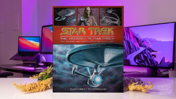 Review: Star Trek: The Artistry Of Dan Curry: VFX, Weapons, And Wonders From TNG To Enterprise: The Book Star Trek Deserves