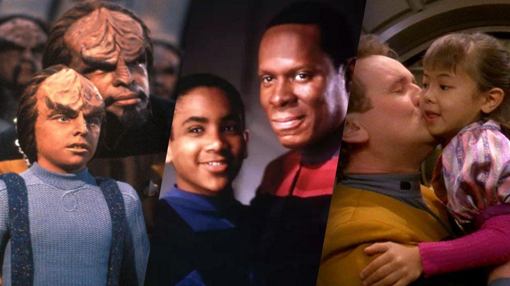 Embarking On Fatherhood With Star Trek As My Guide