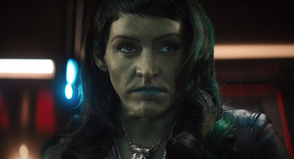 Janet Kidder as Osyraa