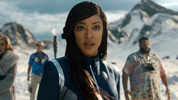 New Paramount+ Campaign Features Star Trek: Discovery's Burnham In Command