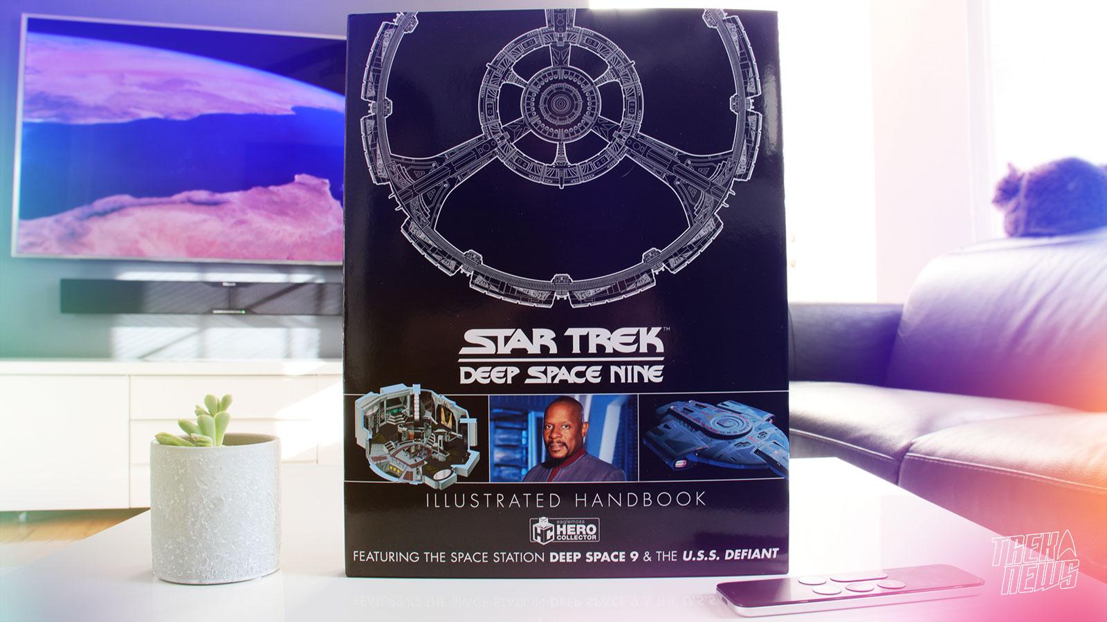 Star Trek: Deep Space Nine Illustrated Handbook Review: Terok Nor Deconstructed In Amazing Detail
