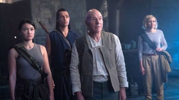 Production Begins On Star Trek: Picard Season 2