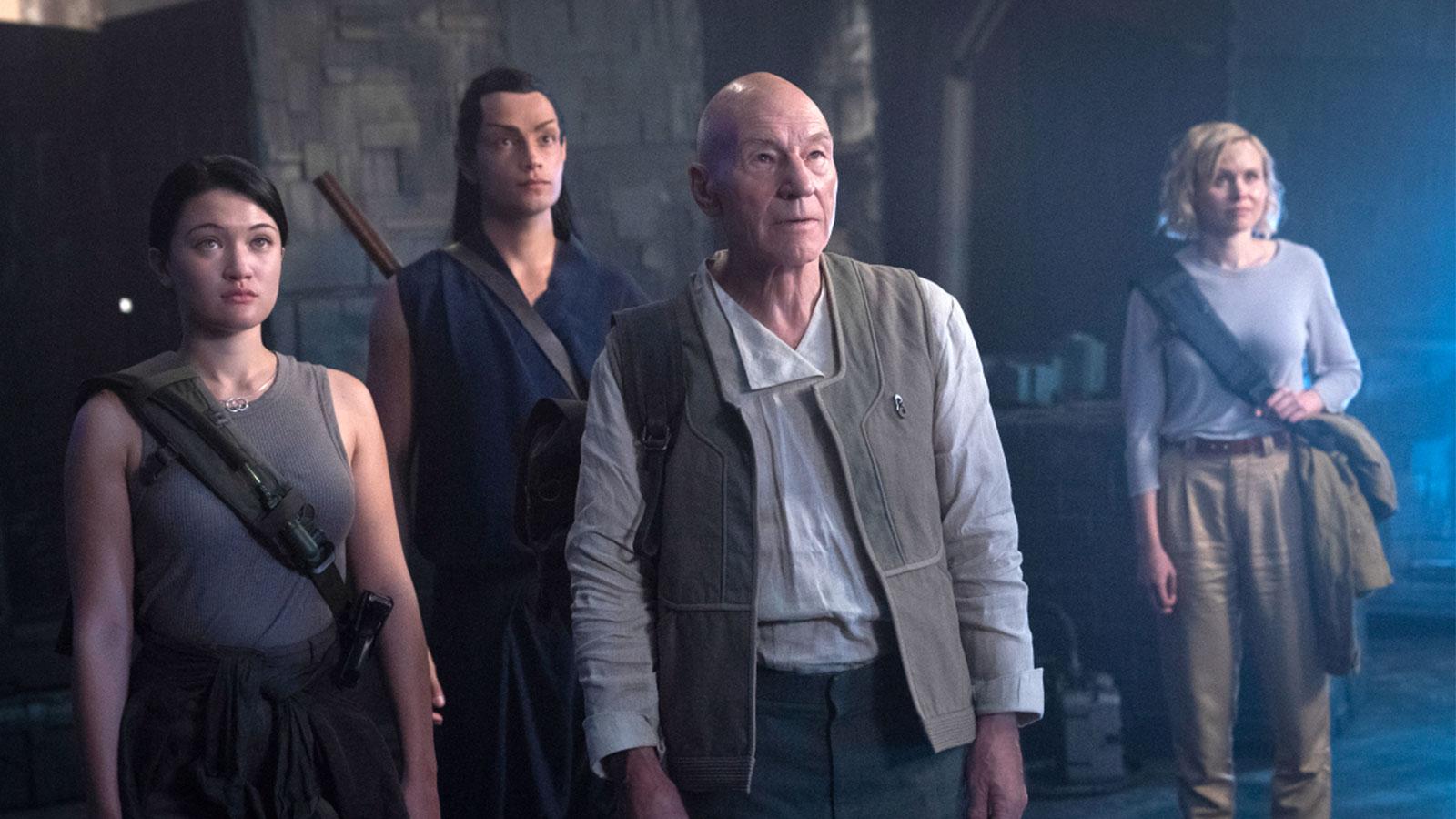 Production Begins On Star Trek: Picard Season 2