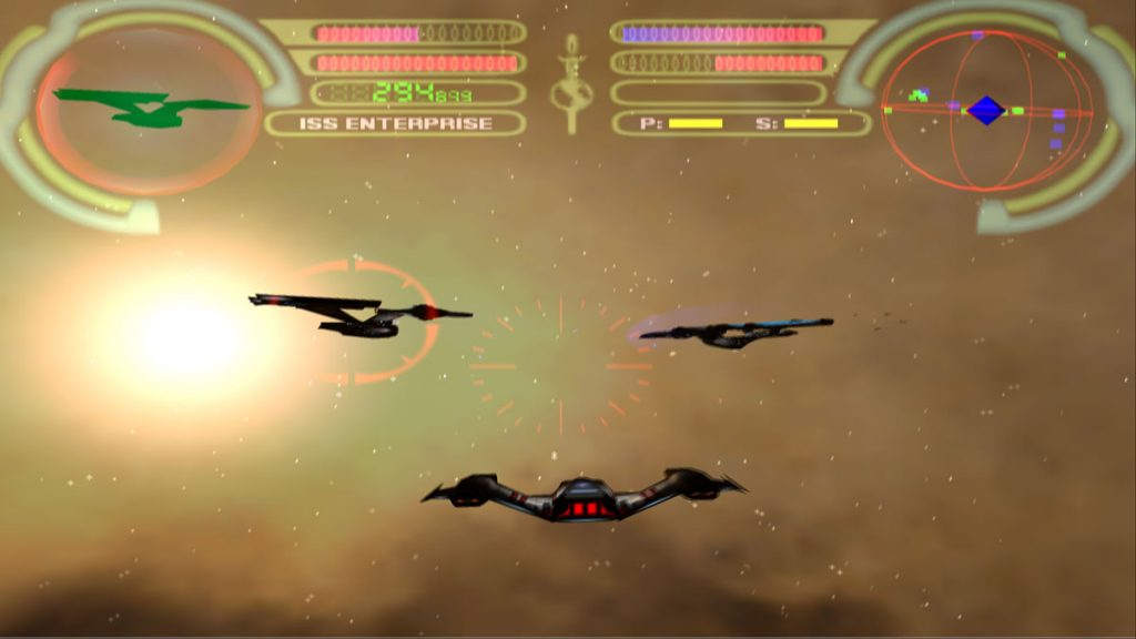 Screenshot of Shattered Universe