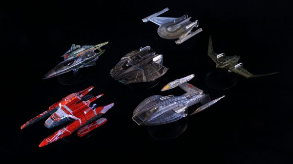 Hero Collector Reveals New Star Trek Starships From Picard, Discovery & Strange New Worlds
